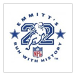 Emmitt Smith Run with History